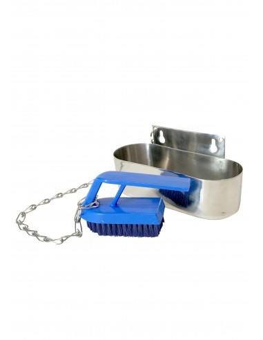 Disinfection unit (bowl+brush)