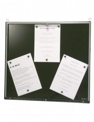Display MAJESTIC 6 pages A4