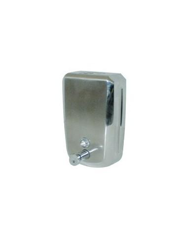 Stainless steel soap dispenser 0,8L